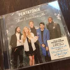 pentatonix christmas album that s christmas to me from manuscript to ipod