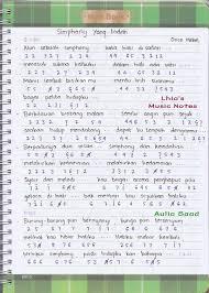 download lagu dewa 19 simponi yang indah mp3 not angka once mekel simphony yang indah lhia s music notes