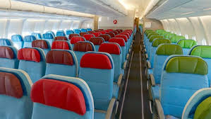 Turkish Air Comfort Class Turkish Airlines Kilroy