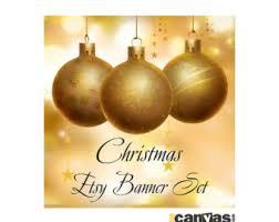 holiday etsy banner etsy