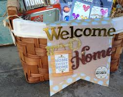 housewarming basket house warming goodie basket me my big ideas