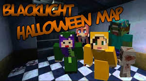 blacklight halloween map spooky stuff youtube