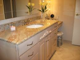 classic style bathroom with granite bathroom countertops fairfax