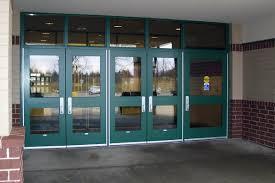 Exterior Doors Commercial Commercial Steel Entry Security Doors Ohio Door