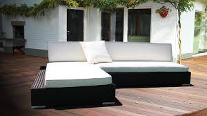 canape tresse exterieur awesome salon de jardin canape d angle resine tressee noir esmeralda