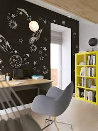 3d effect outer space wall mural wallpapers for bedroom decorating room