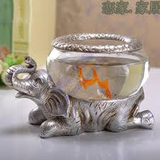 shop european antique elephant fish tank glass fish tank