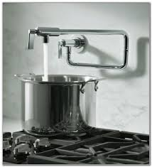 commercial kitchen pot filler faucets sinks and faucets home