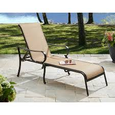 Outdoor Chaise Lounges Better Homes And Gardens Warrens Outdoor Chaise Lounge Walmart