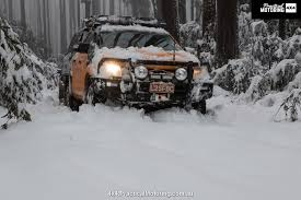 Off Road Tire Chains Snow Chains Front Or Rear On Your 4x4 Or Not At All 4x4
