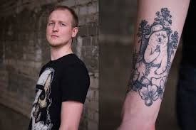 tattooed russia a declaration of captured on the
