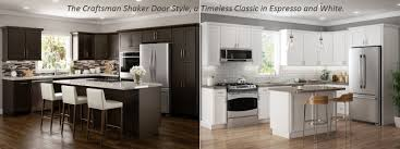 gray shaker kitchen cabinets white espresso kitchen cabinets sale chicago 60638 showroom