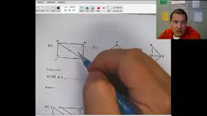worksheet on congruent triangles youtube