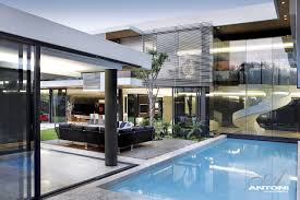 modern mansions interior home design