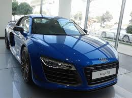 Audi R8 Lmx - audi launches r8 lmx with lazer headlamps at rs 2 97 crores