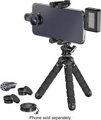 best camera kit deals black friday insignia mobile photography kit black ns mpkit50 best buy