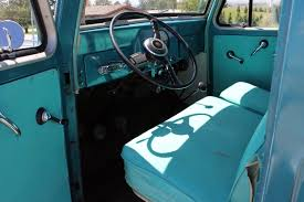 willys jeep truck interior mountain climber 1962 willys wagon