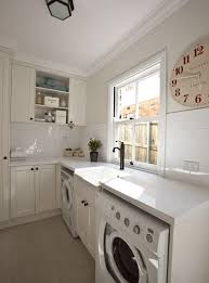 ikea kitchen cabinets laundry room porchlight interiors clean open laundry room design