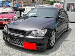 altezza car black sold altezza in the past toyota altezza japanese used car