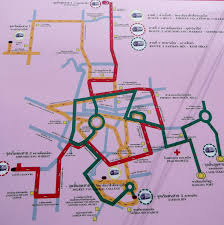 Aa Route Map Dawn In Phuket Phuket U0027s Pink Bus Route 2012