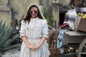 halloween horror nights hollywood 2013 last minute costume idea be la llorona the weeping woman
