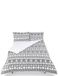 etched buildings bedding set m u0026s