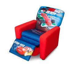 canape enfant cars cars fauteuil enfant inclinable en bois et mousse disney achat