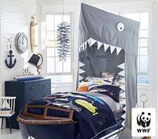 Pottery Barn E Commerce Pottery Barn Kids Pbteen Go Wild With Wwf Collection Home