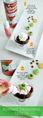eyeball pudding halloween dessert cups club chica circle where