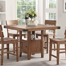 Oak Bistro Table Oak Pub Tables Bistro Sets You Ll Wayfair