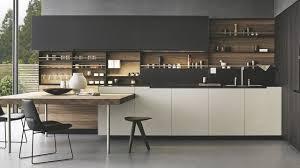 cuisine bois beton style industriel le bois et le béton dans la déco côté maison