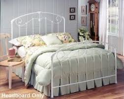 Rod Iron Headboard White Wrought Iron Headboard Foter