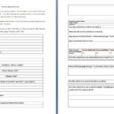 qualified employee performance appraisal form template sample