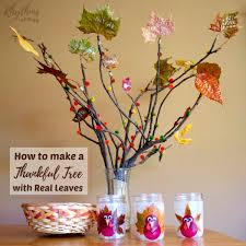 Thankful Tree Craft For Kids - top 10 thankful trees for thanksgiving rhythms of play