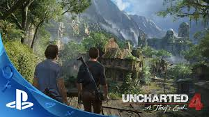 uncharted 4 a thief u0027s end 5 10 2016 story trailer ps4 youtube