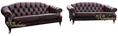 Used Leather Chesterfield Sofa by Leather Sofa Used Victoria Leather Furniture Leather And Metal