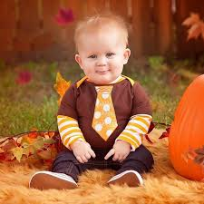 aliexpress buy baby boys thanksgiving tie 1st turkey