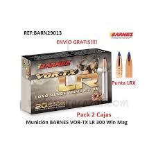 Barnes Vor Tx Comprar Munición Metálica Barnes Vor Tx Tsx 7mm En Todoparacazar Com