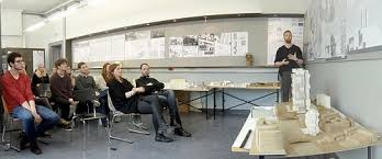 master architektur fachrichtung architektur projekt gastprof elke reichel