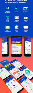 banco postaonline bancoposta app redesign concept on behance
