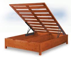 letto a legno massello letto contenitore legno massello letti contenitore giroletto e