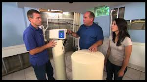 ask this old house culligan water softener installation youtube