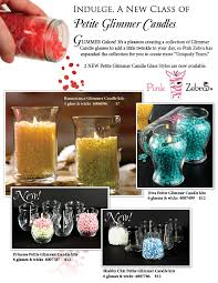 Personalize Candles 12 Best Glimmer Candles Images On Pinterest Zebras Pink Zebra