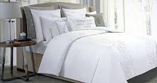 Nicole Miller Duvet Nicole Miller Bedding 3 Piece Full Queen Duvet Cover Set Solid