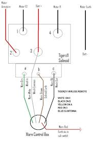 runva winch wiring diagram runva wiring diagrams collection