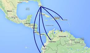 Political Map Of Latin America World Map Latin America And Caribbean Want To Do Business In Want
