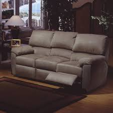 excellent catchy leather sofa recliner with black reclining couch