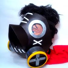 Halloween Costumes With Gas Mask by Made To Order Overwatch Anubis Pharah Helmet Jackal Mask