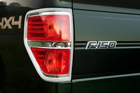 2012 f150 tail lights 2012 ford f 150 lariat 4x4 ecoboost verdict motor trend
