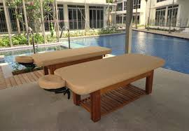 used living earth craft massage table massage bed for singapore condominiums massage tables massage